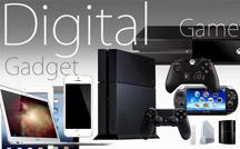 デジタルアイテム ゲーム機